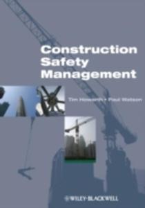 Construction Safety Management - 2849911062