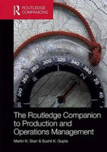The Routledge Companion To Production And Operations Management - 2848636089
