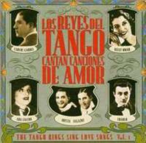 Los Reyes Del Tango Canta - 2839417533