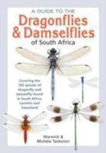 Field Guide To Dragonflies And Damselflies Of South Africa - 2840156434