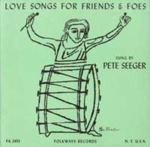 Love Songs For Friends And Foes - 2839708306