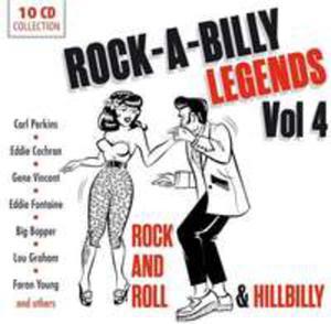 Rock-a-billy 4:legends - 2871012203