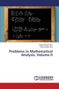 Problems In Mathematical Analysis, Volume II - 2852918874