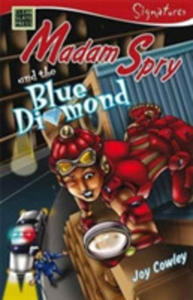 Madam Spry And The Blue Diamond - 2847200755