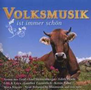 Volksmusik Ist Immer Scho - 2839407600