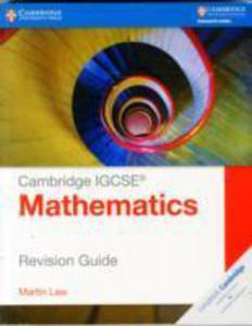 Cambridge Igcse Mathematics Revision Guide - 2841722095