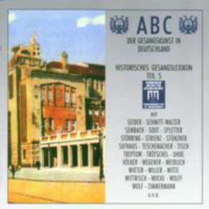 Abc Der Gesangskunst 5 - 2839430898