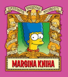 Simpsonova Knihovna Moudrosti: Margina Kniha - 2840358944
