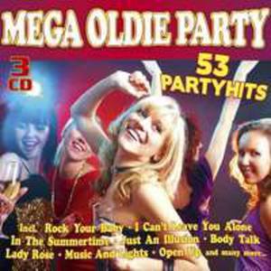 Mega Oldie Party - Ltd - - 2839498420