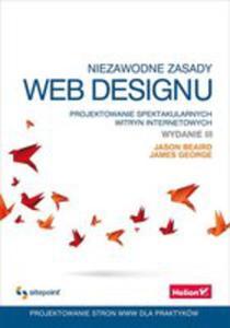 Niezawodne Zasady Web Designu Projektowanie Spektakularnych Witryn Internetowych - 2840109594