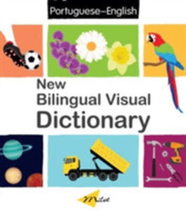 New Bilingual Visual Dictionary English-portuguese - 2853952860
