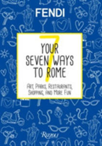 Your Seven Ways To Rome - 2847668662