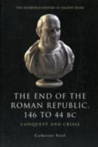 The End Of The Roman Republic 146 To 44 Bc - 2846917160