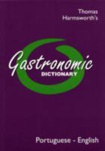 Gastronomic Dictionary: Portuguese - English - 2840077762