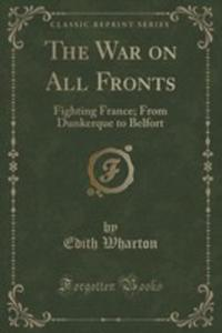 The War On All Fronts - 2852946655