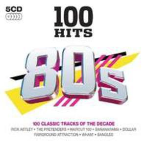 100 Hits 80's - 2840104551
