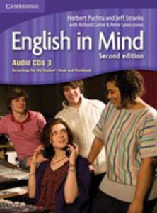 English In Mind 2nd Edition Level 3: : Class Audio Cds (3) - 2839762456