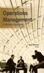 Operations Management - 2849508550