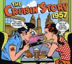 Cruisin Story 1957 / Różni Wykonawcy - 2839770469