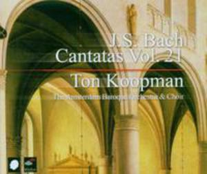 Complete Cantatas Vol. 21 - 2839469213