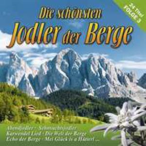 Die Schoensten Jodler Der - 2839536954