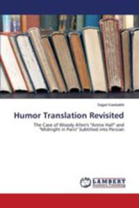 Humor Translation Revisited - 2860636341