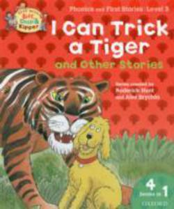 Oxford Reading Tree Read With Biff, Chip, And Kipper: I Can Trick A Tiger And Other Stories (Level 3) - 2855075443