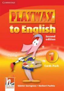 Playway To English 2nd Edition Level 1: : Cards Pack - 2839762800