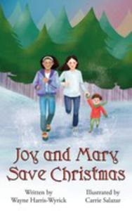 Joy And Mary Save Christmas - 2849954730