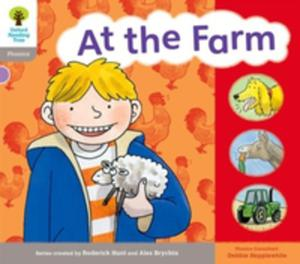 Oxford Reading Tree: Level 1: Floppy's Phonics: Sounds And Letters: At The Farm - 2840154459