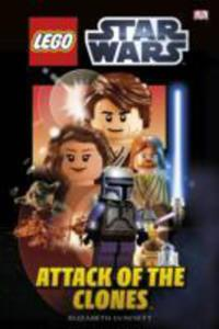 Lego Star Wars Attack Of The Clones - 2840062343