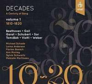 Decades:a Century Of Song - 2840363053