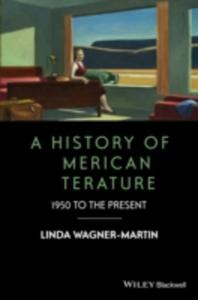 A History Of American Literature - 2840139715