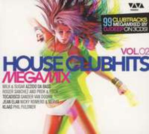 House Clubhits Megamix 2 - 2839386391