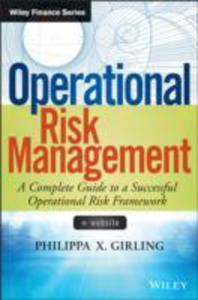 Operational Risk Management - 2841483174