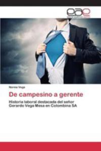 De Campesino A Gerente - 2857265025