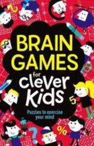 Brain Games For Clever Kids - 2839979789