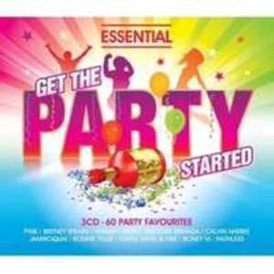Get The Party Started: Essential Pop And Dance Anthems - 2839260574