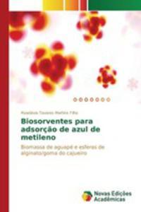 Biosorventes Para Adsorç~ao De Azul De Metileno - 2861274453