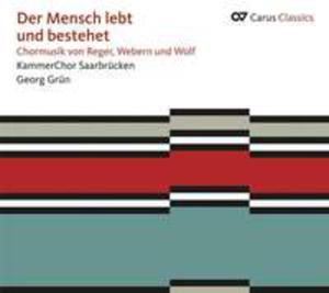 Der Mensch Lebt Und Bestehet. Choral Music - 2840053382