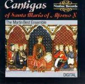 Cantigas Of Santa Maria - 2839313168