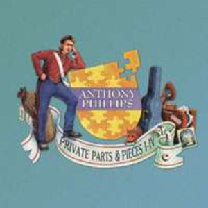 Private Parts & Pieces I-iv: 5cd Deluxe Clamshell - 2840229257