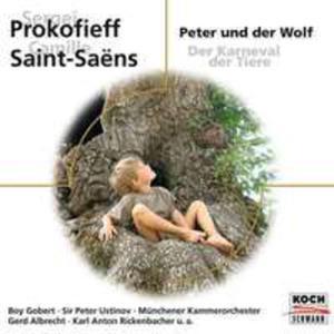 Peter Und Der Wolf - 2839344193