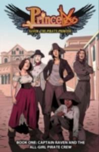 Princeless: Raven: The Pirate Princess - 2849930842