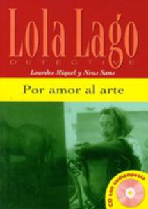 Por Amor Al Arte Z Płytą Cd - 2839282582