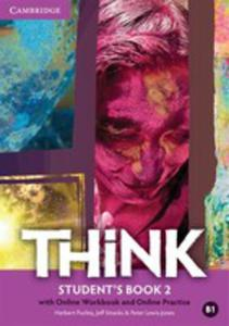 Think 2 Student's Book With Online Workbook And Online Practice - 2840383469
