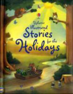 Illustrated Stories For The Holidays - 2849911278