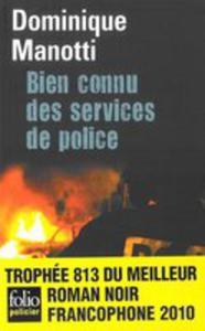 Bien Connu Des Services De Police - 2840184884