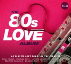 80s Love Album - 2845367371