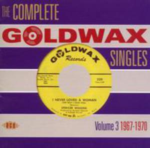 Complete Goldwax. . Vol. 3 - 2839374152